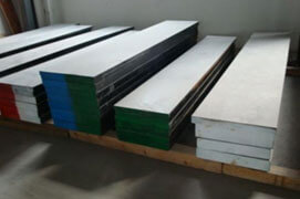 Stainless Steel 316H Flats