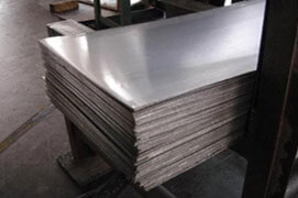 Stainless Steel 321 / 321H Plates