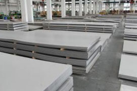 Stainless Steel 321 / 321H Sheets