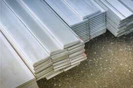 Stainless Steel 321H Flats
