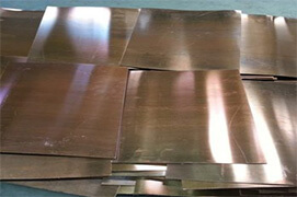 Stainless Steel Bronze Colour Sheets
