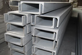 Stainless Steel 316 / 316L Channels