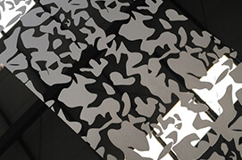 Stainless Steel Mirror Polished Decorative Sheets