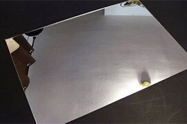 Stainless Steel Mirror Polish Sheets