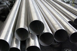 Stainless Steel Seamless Pipes, SS Seamless Tubes, SS ERW Pipes and